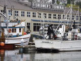 Fishermen's Terminal, Seattle, Washington State, United States of America, North America Photographic Print by Richard Cummins