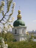 Tower, Lower Lavra, Pechersk Lavra, Kiev, UKraine, Europe Photographic Print by Philip Craven
