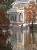 Crystal Palace, Retiro Park, Madrid, Spain, Europe Photographic Print by Marco Cristofori
