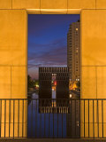 Gate of Time, Oklahoma City National Memorial, Oklahoma, United States of America, North America Photographic Print by Richard Cummins