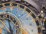 Astronomical Clock, Town Hall, Old Town Square, Old Town, Prague, Czech Republic, Europe Photographic Print by Martin Child