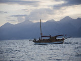 Tourist Sightseeing Boat, Antalya, Anatolia, Turkey Minor, Eurasia Photographic Print by Philip Craven