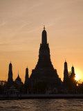 Wat Arun, Bangkok, Thailand, Southeast Asia Photographic Print by Richard Cummins