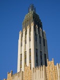Boston Avenue Art Deco Church, Downtown Tulsa, Oklahoma, USA Photographic Print by Richard Cummins