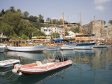 Old Harbour, Antalya, Anatolia, Turkey Minor, Eurasia Photographic Print by Philip Craven