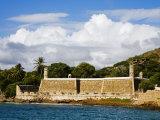 San Carlos De Borromeo Castle, Pampatar City, Isla Margarita, Nueva Esparta State, Venezuela Photographic Print by Richard Cummins