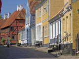 Historic Center, Aero Island, Funen, Denmark, Scandinavia, Europe Photographic Print by Marco Cristofori