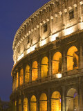 Colosseum, Rome, Lazio, Italy, Europe Photographic Print by Marco Cristofori