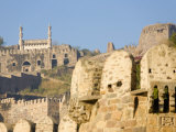 Golconda Fort, Hyderabad, Andhra Pradesh State, India Photographic Print by Marco Cristofori