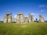 Stonehenge, UNESCO World Heritage Site, Salisbury Plain, Wiltshire, England, United Kingdom, Europe Photographic Print by Marco Cristofori