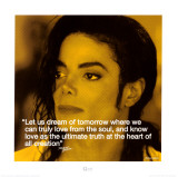 Michael Jackson: Dream Posters
