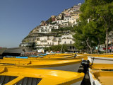 Positano, Amalfi Coast, UNESCO World Heritage Site, Campania, Italy, Europe Photographic Print by Marco Cristofori