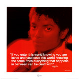 Michael Jackson: Loved Posters