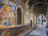 Rila Monastery, UNESCO World Heritage Site, Rila, Bulgaria, Europe Photographic Print by Marco Cristofori