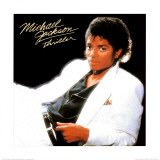 Michael Jackson: Thriller - Poster