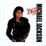 Michael Jackson: Bad Póster