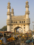 Charminar, Hyderabad, Andhra Pradesh State, India Photographic Print by Marco Cristofori