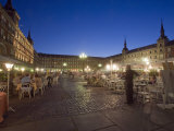 Plaza Mayor, Madrid, Spain, Europe Photographic Print by Marco Cristofori
