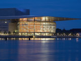 Opera House, Copenhagen, Denmark, Scandinavia, Europe Photographic Print by Marco Cristofori