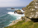 Land's End, Cornwall, England, United Kingdom, Europe Photographic Print by Marco Cristofori