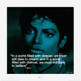 Michael Jackson: Believe Prints