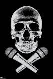 Steez - Skull Poster