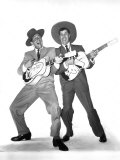 The Caddy, Dean Martin, Jerry Lewis, 1953 Prints