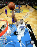 Mickael Pietrus - '09 Finals Photo
