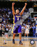 Derek Fisher - '09 Finals Photo
