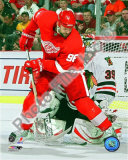 Tomas Holmstrom - 2009 Playoffs Photo