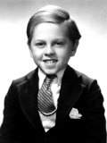 Fast Companions, Mickey Rooney, 1932 Print