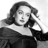 All About Eve, Portrait of Bette Davis, 1950 Fotografía