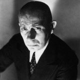 The Crime of Dr. Crespi, Erich Von Stroheim, 1935 Print