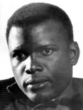 The Defiant Ones, Sidney Poitier, 1958 Prints