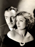 Evelyn Prentice, William Powell, Myrna Loy, 1934 Poster