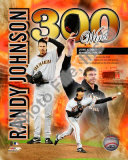 Randy Johnson - 300th Win Photographie