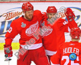 Franzen / Zetterberg - '09 St. Cup Photo