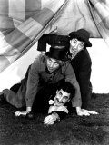 At the Circus, the Marx Brothers, 1939 Fotografía
