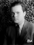 Orson Welles, 1915-1985, American Director, Writer Actor and Producer, March 1, 1937 Foto von Carl Van Vechten