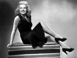I Wake Up Screaming, Betty Grable, 1941 Print