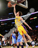 Pau Gasol - 2009 Playoffs Photo