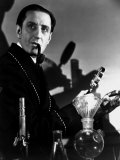 Hound of the Baskervilles, Basil Rathbone as Sherlock Holmes, 1939 Print