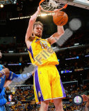 Pau Gasol Game One of the 2009 NBA Finals Photo