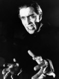 Horror of Dracula, Christopher Lee, 1958 Photo