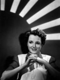 Across the Pacific, Mary Astor, 1942 Print