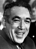 A Dream of Kings, Anthony Quinn, 1969 - Photo