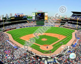 Turner Field - 2009 Opening Day Photo