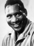 Sanders of the River, Paul Robeson, 1935 Print
