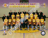Los Angeles Lakers 2009 NBA Champions Photo