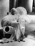 Cena a las ocho, Jean Harlow, 1933 Fotografía